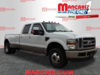 PRE-OWNED 2010 FORD F-350SD KING RANCH 4WD