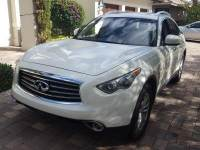 Used 2015 INFINITI QX70 For Sale at Harper Maserati | VIN: JN8CS1MU6FM381644