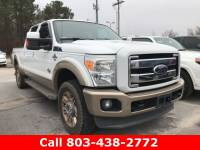 Pre-Owned 2011 Ford F-250SD King Ranch 4D Crew Cab 4WD