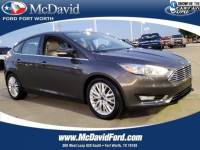 2015 Ford Focus Titanium Hatchback I-4 cyl