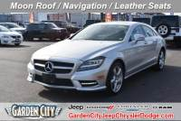 Used 2013 Mercedes-Benz CLS-Class CLS 550 Sedan For Sale | Hempstead, Long Island, NY