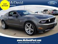 2010 Ford Mustang Coupe V-8 cyl