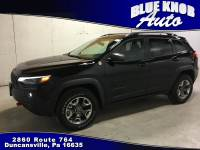 2019 Jeep Cherokee Trailhawk 4x4 SUV in Duncansville | Serving Altoona, Ebensburg, Huntingdon, and Hollidaysburg PA