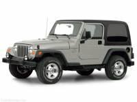 Used 2000 Jeep Wrangler Sport in Shingle Springs, near Sacramento, CA