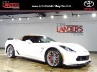 2016 Chevrolet Corvette Z06 3LZ Convertible Automatic