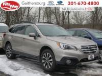Used 2017 Subaru Outback 3.6R Limited with in Gaithersburg
