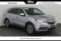 2015 Acura MDX MDX SH-AWD with Technology Package