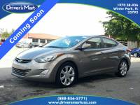 Used 2013 Hyundai Elantra Limited| For Sale in Winter Park, FL | 5NPDH4AE3DH208796