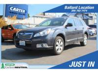 Used 2010 Subaru Outback 2.5i Premium All-Weather for Sale in Seattle, WA