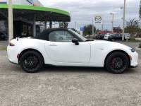 Used 2016 Mazda Mazda MX-5 Miata Club Convertible For Sale Leesburg, FL