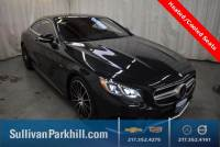 Certified Pre-Owned 2015 Mercedes-Benz S-Class S 550 4MATIC® 4MATIC® 2D Coupe 7532 miles