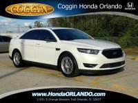 Pre-Owned 2016 Ford Taurus SHO Sedan in Orlando FL