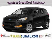 Used 2015 Ford Escape S Available in Sacramento CA