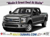 Used 2016 Ford F-150 Lariat Available in Sacramento CA