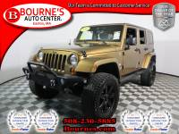2011 Jeep Wrangler Unlimited 4WD 70th Anniversary Edition w/ Leather And Heated