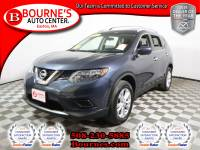 2016 Nissan Rogue AWD SV w/ Navigation,Sunroof,Heated Front Seats, And Backup Camera.