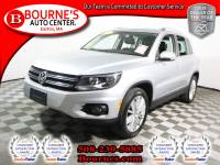 2012 Volkswagen Tiguan AWD SEL w/ Navigation,Leather,Sunroof, And Heated Front Seats.