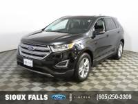 Certified Pre-Owned 2016 Ford Edge SEL SUV for Sale in Sioux Falls near Vermillion