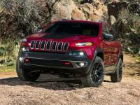 Used 2017 Jeep Cherokee Trailhawk in West Palm Beach, FL