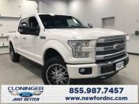 Used 2015 Ford F-150 For Sale Hickory, NC   Gastonia   18T833A