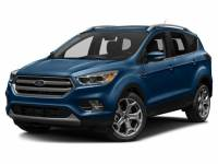 2017 Ford Escape Titanium SUV EcoBoost I4 GTDi DOHC Turbocharged VCT