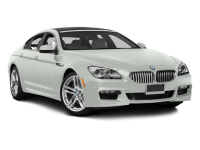 Pre-Owned 2014 BMW 6 Series 650i With Navigation