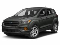2018 Ford Escape SE Sport Utility EcoBoost I4 GTDi DOHC Turbocharged VCT