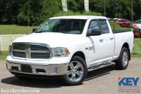 CERTIFIED PRE-OWNED 2015 RAM 1500 BIG HORN 4WD