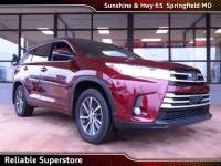 2017 Toyota Highlander XLE SUV AWD For Sale in Springfield Missouri