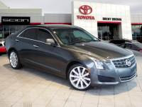 Pre-Owned 2014 Cadillac ATS Luxury AWD AWD 4dr Car