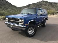 1989 Chevrolet Blazer -K5 ARIZONA SUV-CUSTOM LIFT -