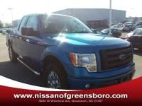 Pre-Owned 2012 Ford F-150 Truck Super Cab in Greensboro NC