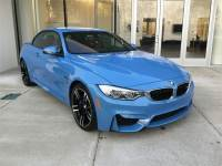 Certified 2015 BMW M4 Convertible for sale in MA
