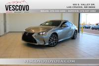 Pre-Owned 2015 Lexus RC 350 F Sport RWD Coupe
