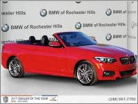 Used 2019 BMW 230i xDrive Convertible For Sale in Shelby MI