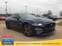 Certified 2019 Ford Mustang GT Coupe V-8 cyl in Richmond, VA