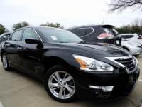 Certified 2015 Nissan Altima 2.5 SV Sedan For Sale in Frisco TX
