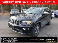 2017 Jeep Grand Cherokee Limited SUV