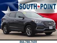 Certified Used 2018 Hyundai Santa Fe Sport 2.4L SUV For Sale Austin TX