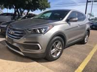 Used 2018 Hyundai Santa Fe Sport 2.4L SUV For Sale Austin TX