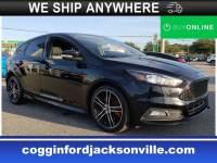 Certified 2017 Ford Focus ST Hatchback in Jacksonville FL