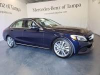 Certified 2018 Mercedes-Benz C-Class C 300 Sedan in Jacksonville FL