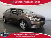 Pre-Owned 2017 Kia Forte LX Sedan in Jacksonville FL