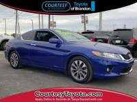 Pre-Owned 2013 Honda Accord EX Coupe in Jacksonville FL