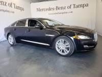 Pre-Owned 2017 Jaguar XJ XJL Portfolio Sedan in Jacksonville FL