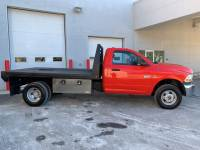 Used 2011 Ram 3500 HD Chassis ST Flatbed Dump Truck Regular Cab for Sale in Honesdale near Archbald