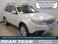 Used 2013 Subaru Forester 2.5X Limited Auto 2.5X Limited PZEV in St. Louis, MO