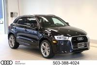 Used 2016 Audi Q3 2.0T Prestige SUV for Sale in Beaverton,OR