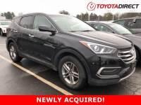 2018 Hyundai Santa Fe Sport 2.4L SUV All-wheel Drive