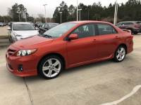 Used 2013 Toyota Corolla 4dr Sdn Auto S Special Edition